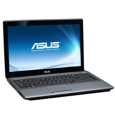 Ноутбук ASUS A52J (K52JU) i5-480M Windows 7 90N1XW368W1H15RD13AU