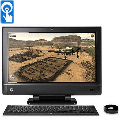 Моноблок HP TouchSmart 610-1100 LN525EA