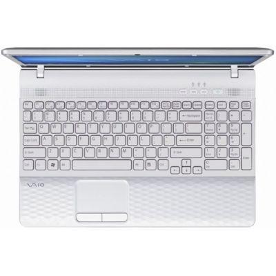 Ноутбук Sony VAIO VPC-EL1E1R/W