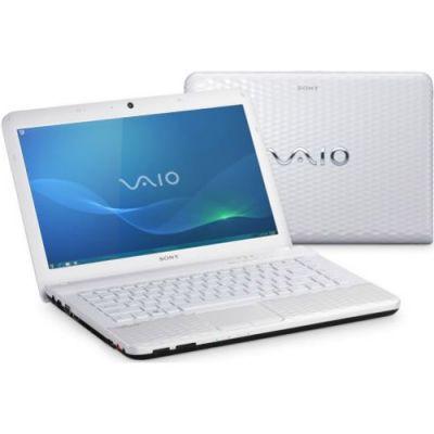 Ноутбук Sony VAIO VPC-EG1S1R/W