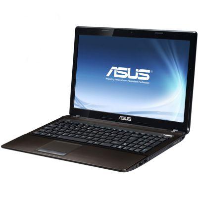 Ноутбук ASUS K53E 90N3CAD34W2913RD13AY