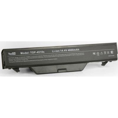Аккумулятор TopON для HP ProBook 4510s 4515s 4710s Series 4400 mAh TOP-4510s