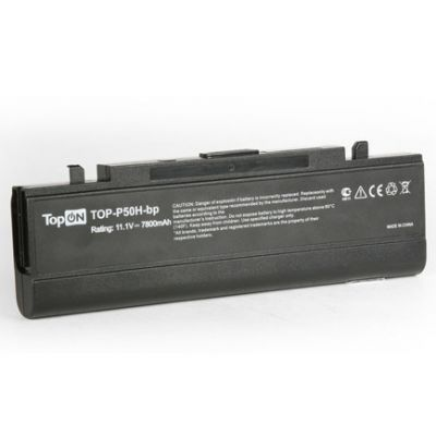 Аккумулятор TopON для Samsung P50 P60 M60 P210 P460 P560 Q210 Q320 R40 R460 R510 R60 R610 RC710 R65 R70 X360 X60 Series 7800mAh TOP-P50H / AA-PB6NC6B