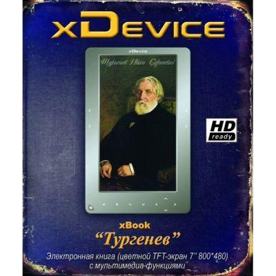 ����������� ����� xDevice xBook �������� 4Gb Black