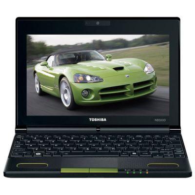 Ноутбук Toshiba NB550D-10Q PLL5FE-01K02GRU