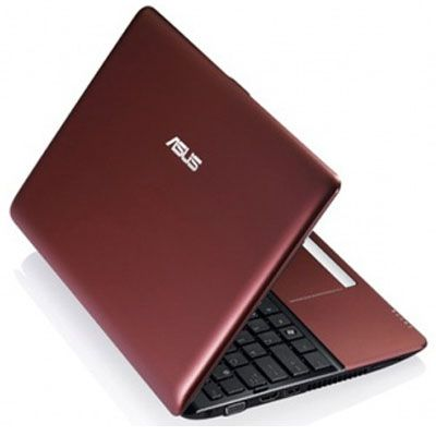 Ноутбук ASUS EEE PC 1215N D525 Windows 7 (Red) 90OA2HB874169A7E43EU