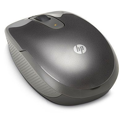 Мышь беспроводная HP Wireless Mobile Charcoal Grey LR918AA
