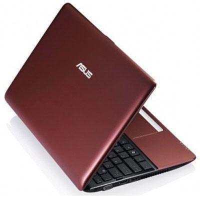Ноутбук ASUS EEE PC 1215N D525 Windows 7 (Red) 90OA2HB884169A7E43EQ