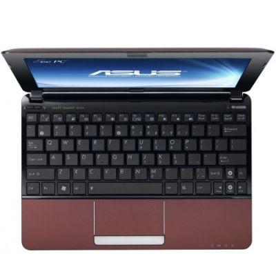 Ноутбук ASUS EEE PC 1015B C-50 Windows 7 (Red) 90OA3AB54214987E23EU