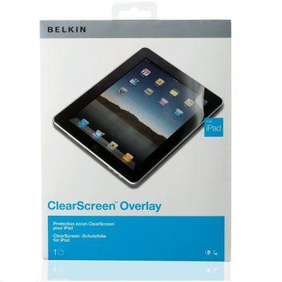 Belkin Защитная пленка для iPAD Clear Screen Overlay F8N365cw