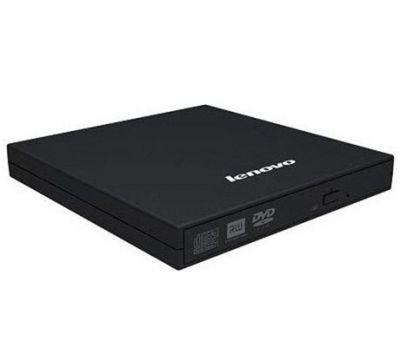 Lenovo Внешний привод Portable DVD Burner DB50 Black 57Y6487