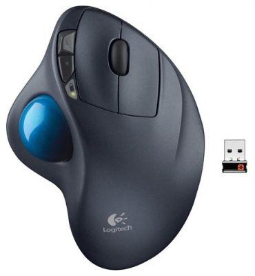 Мышь беспроводная Logitech M570 Wireless Trackball 910-002090