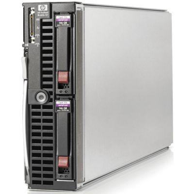 Сервер HP ProLiant BL460c G7 603591-B21
