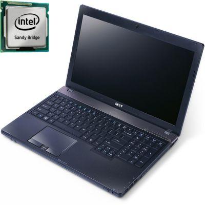 Ноутбук Acer TravelMate 8573TG-2628G75Mnkk LX.V4D03.029