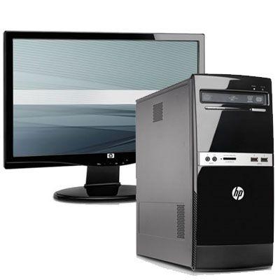 """Настольный компьютер HP 500B MT + Монитор S2031a 20"""" LG993EA"""