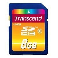 ����� ������ Transcend 8GB Secure Digital hc class 10 TS8GSDHC10