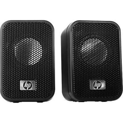 Колонки HP Notebook Speakers 2.0 USB Black NN109AA