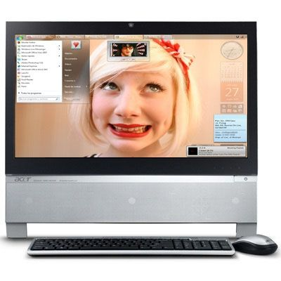 Моноблок Acer Aspire Z5101 PW.SEWE2.054
