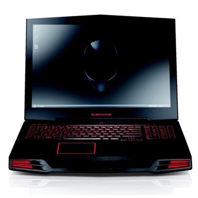 Ноутбук Dell Alienware M17x Space Black (3965)