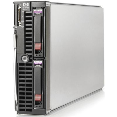 Сервер HP ProLiant BL460c G7 603569-B21