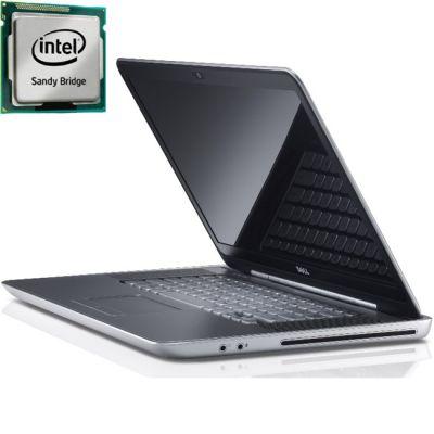 Ноутбук Dell XPS 15z i7-2620M Silver 15z-5003