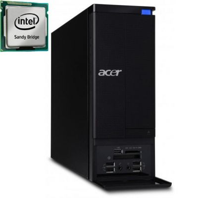 Настольный компьютер Acer Aspire X3960 PT.SFFE1.005