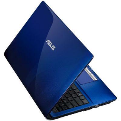 Ноутбук ASUS K53SJ 90N4BLD54W172BVD13AY