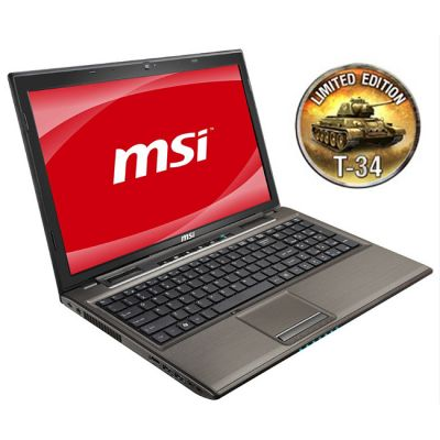 Ноутбук MSI GE620DX-286X