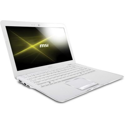 Ноутбук MSI X-Slim X370-200 White
