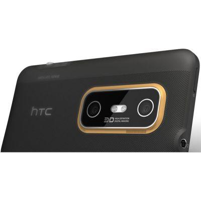 Смартфон, HTC evo 3D