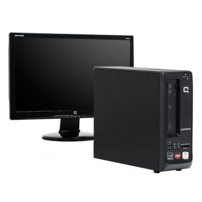 """Комплект HP Десктоп Compaq CQ1010RUm + Монитор Compaq Q2022 20"""" LN801EA"""