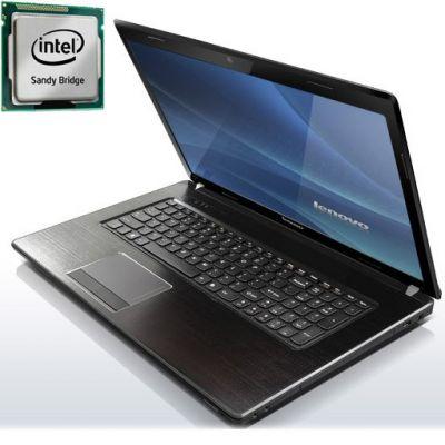 Ноутбук Lenovo IdeaPad G770A2-i3313G640B 59308653 (59-308653)