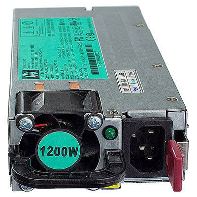 HP Блок питания 1200W Hot Plug AC Power Supply Kit 500172-B21