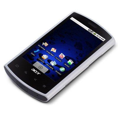Смартфон, Acer LiquidE S100 Froyo White XP.H5DEN.011