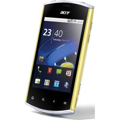 Смартфон, Acer Liquid Mini E310 Lime XP.H6DEN.004