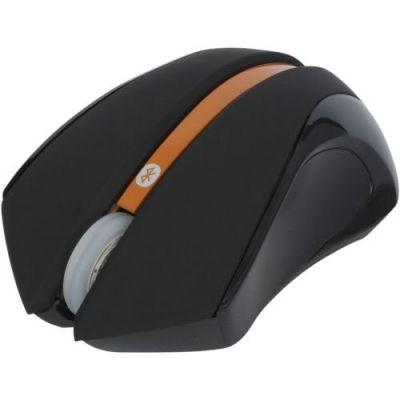 Мышь Bluetooth A4Tech BT-310 Black+Orange
