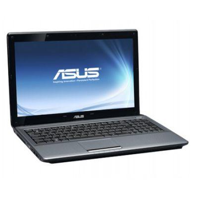 Ноутбук ASUS K52JU Black 90N1XW368W1B14RD13AU