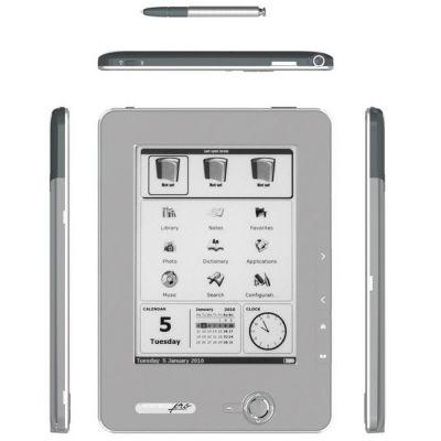 Электронная книга PocketBook Pro 612 Dark Silver