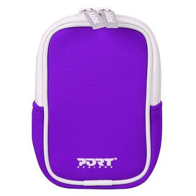 "Чехол Port Designs Kyoto Color Purple HDD 2.5"" 400205"