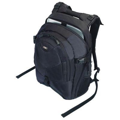 """������ Targus Campus Notebook Backpack 15.4"""" / 16"""" Black TEB01"""