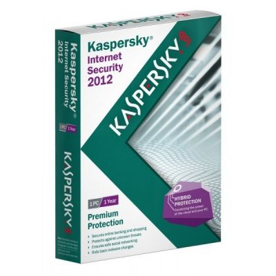 Антивирус Kaspersky Internet Security 2012 Russian Edition. 2-Desktop 1 year Base Box KL1843RBBFS