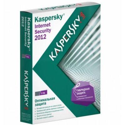 Антивирус Kaspersky Internet Security 2012 Russian Edition. 5-Desktop 1 year Base DVD box KL1843RXEFS