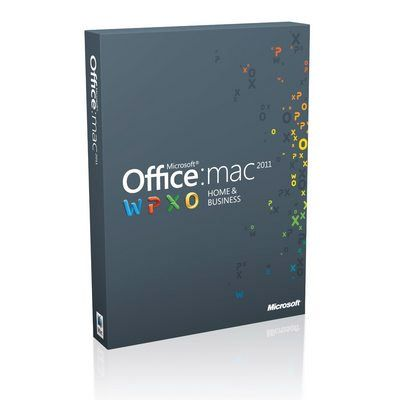 ����������� ����������� Microsoft Office Macintosh HomeBus MultiPK 2011 Russian DVD