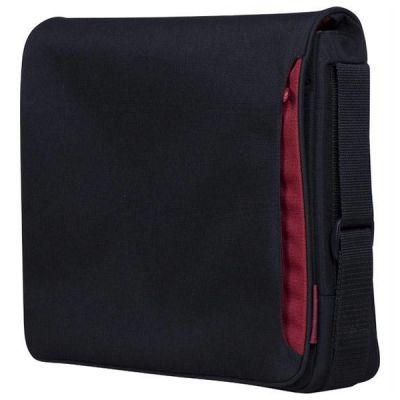 "Сумка Belkin Messenger Bag Black/Red 15.6"" F8N261cwBR"