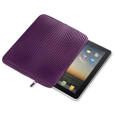 Сумка Belkin iPad Contour Sleeve Perfect Plum F8N370cw091