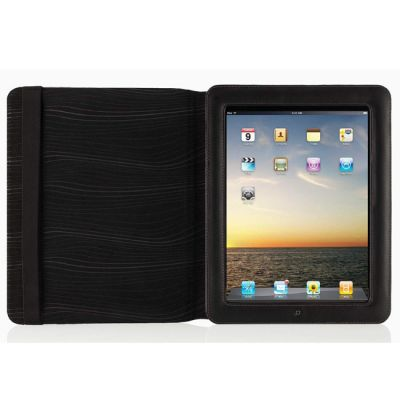 Сумка Belkin iPad Leather Folio Black F8N376cw