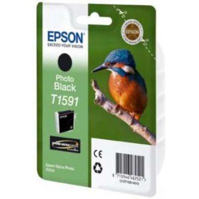 ��������� �������� Epson T1590 ��� Stylus Photo R2000 (gloss) C13T15904010