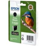 ��������� �������� Epson T1591 ��� Stylus Photo R2000 (photo black) C13T15914010