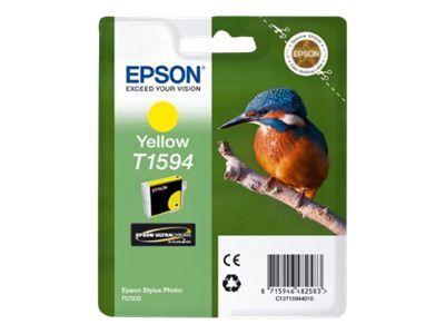 Картридж Epson T1594 Yellow/Желтый (C13T15944010)