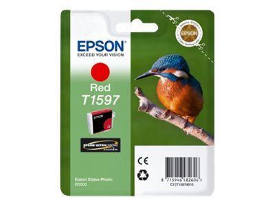 ��������� �������� Epson T1597 ��� Stylus Photo R2000 (red) C13T15974010